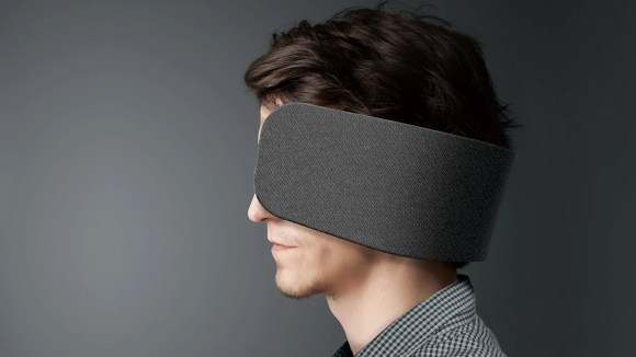 Panasonic's Wear Space is a prototype for a new tool to keep office distractions at a minimum