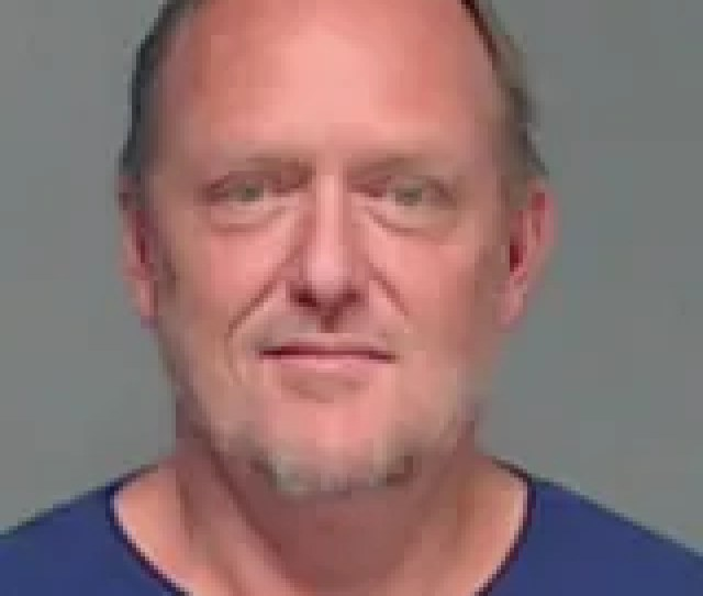 Arrest Photo Of Corby Chitsey