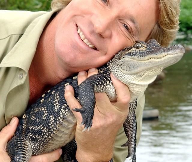 Steve Irwins Son Robert Looks Just Like The Late Crocodile Hunter