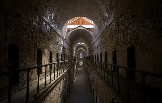 Pennsylvania: Eastern State Penitentiary