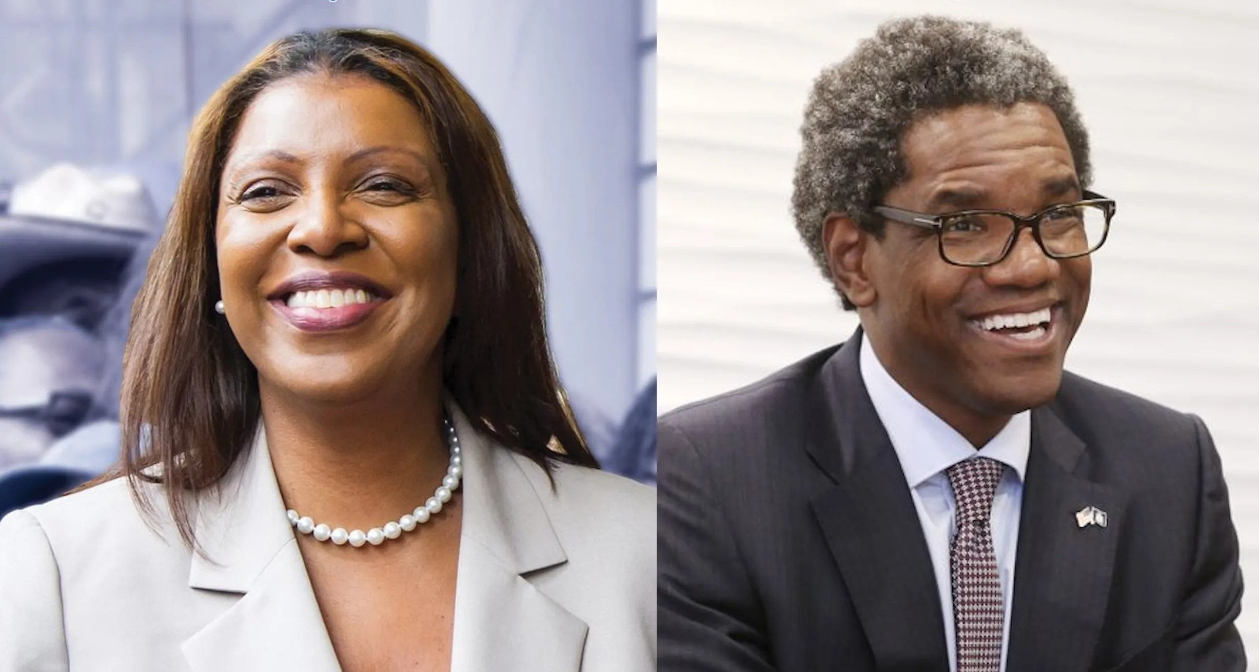 As counsel and chief of staff to state assembly members. In Open Seat Tish James And Keith Wofford Battle For Attorney General