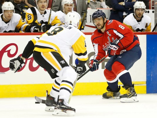 Usp Nhl Pittsburgh Penguins At Washington Capital S Hkn Wsh Pit Usa Dc