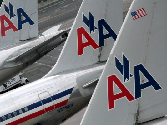 Ap American Airlines Flight Attendants F File Usa Ny
