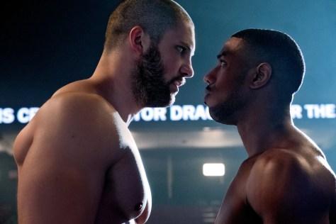 Michael B. Jordan vs. Florian Munteanu in Creed 2