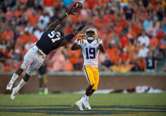 The Legend of Joe Burrow began at Auburn on Sept. 15, 2018 when the LSU quarterback took over