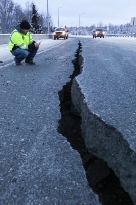 Ap Earthquake Alaska A Wea Usa Ak