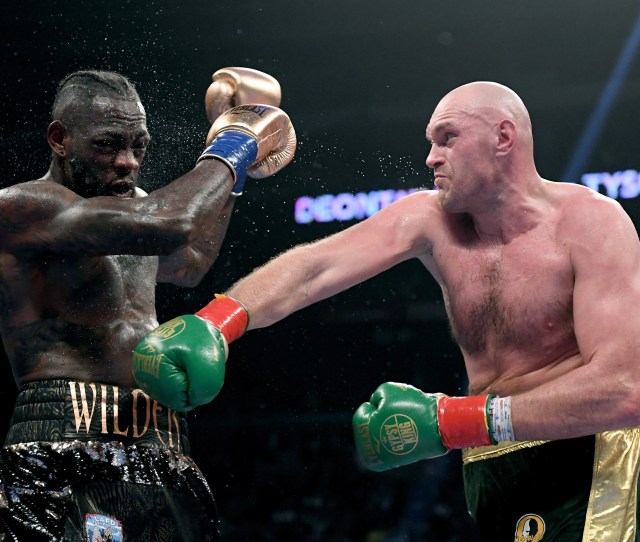 Where Is The Wilder Fury Fight How To Watch In Naples Fort Myers