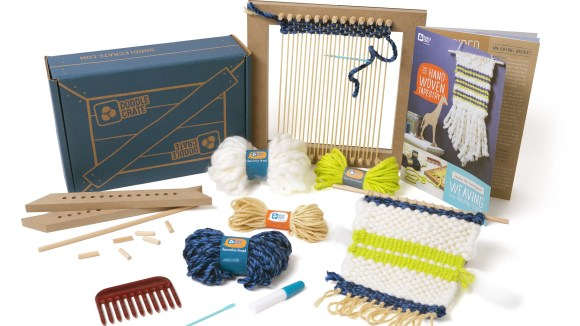 Everything kids need for a fun DIY project.
