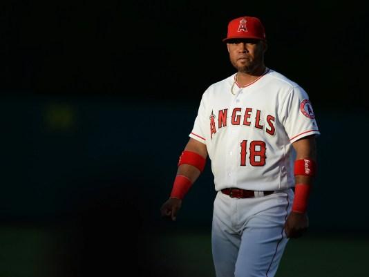 Mlb Texas Rangers At Los Angeles Angels
