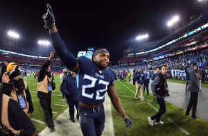 The amazing numbers behind Derrick Henry's historic performance for the Tennessee Titans