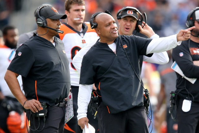 Former Cleveland coach Hue Jackson says he was depressed after Browns fired him