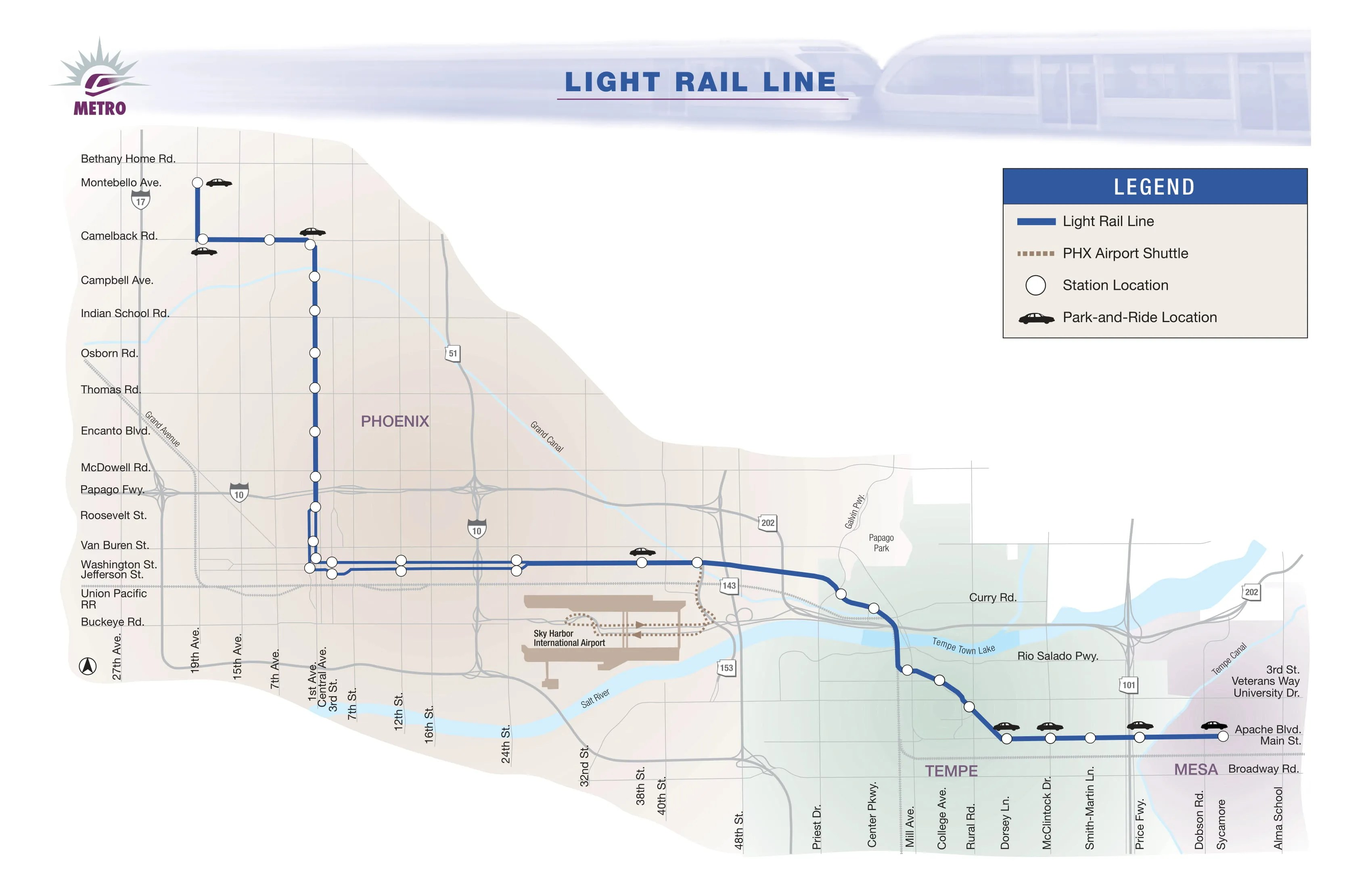 is light rail coming to your