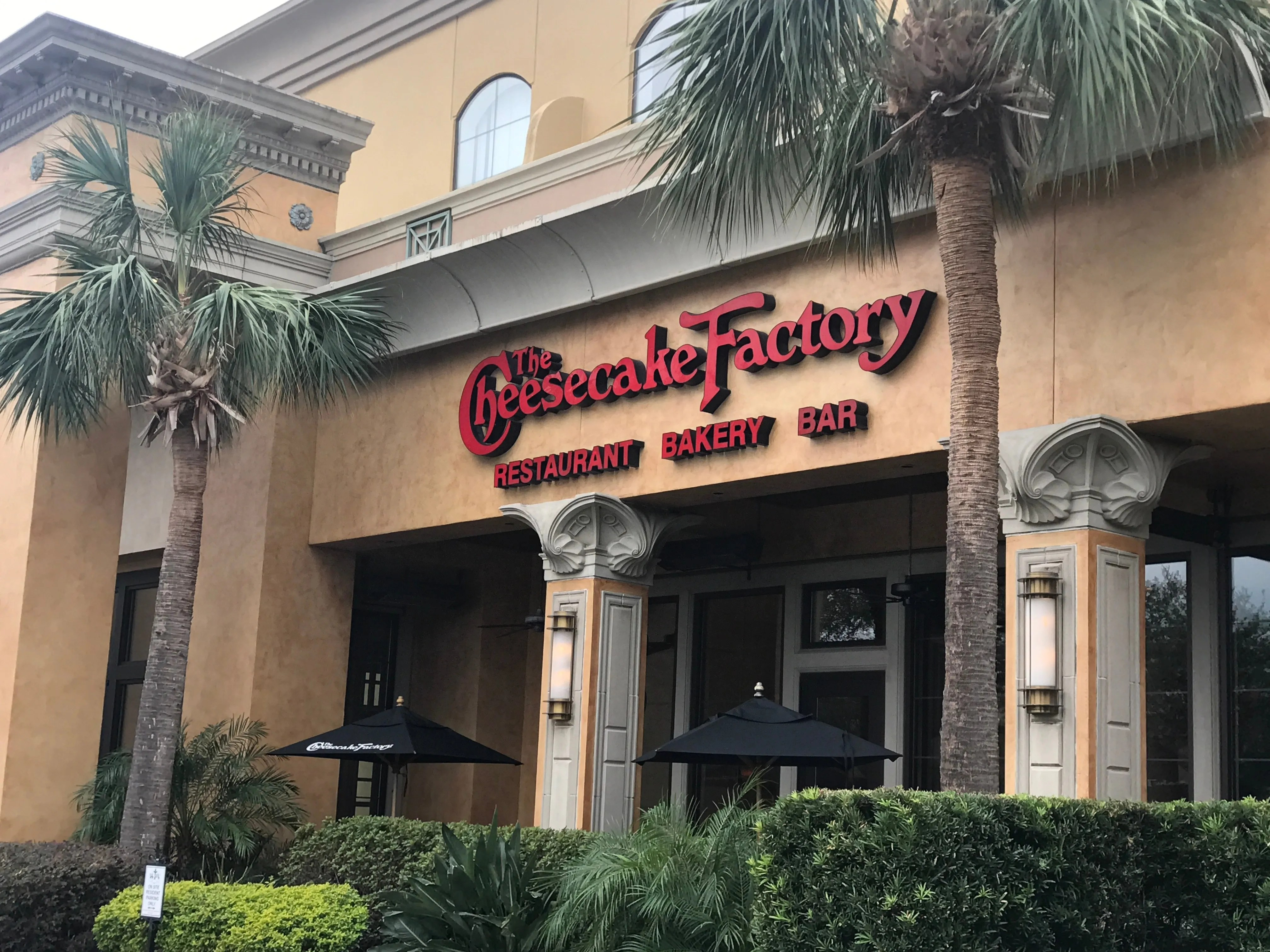The Cheesecake Factory is one of the top 10 large U.S. restaurant chains, according to TripAdvisor.