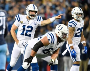 Report: Andrew Luck tells Colts that he will retire from the NFL