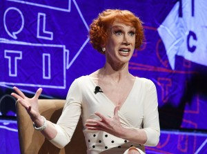 Kathy Griffin says she doesn't regret Trump photo despite backlash, death threats