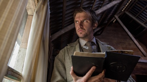 "An Englishman (Dan Stevens) goes undercover in a mysterious cult to find his missing sister in ""Apostle."""