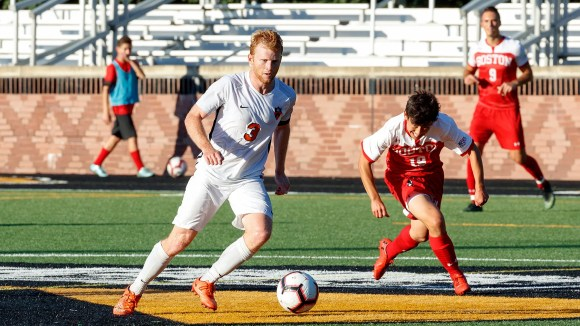 Princeton senior defensive midfielder Sean McSherry of Freehold was selected by the Red Bulls in the fourth round of Major League Soccer's SuperDraft