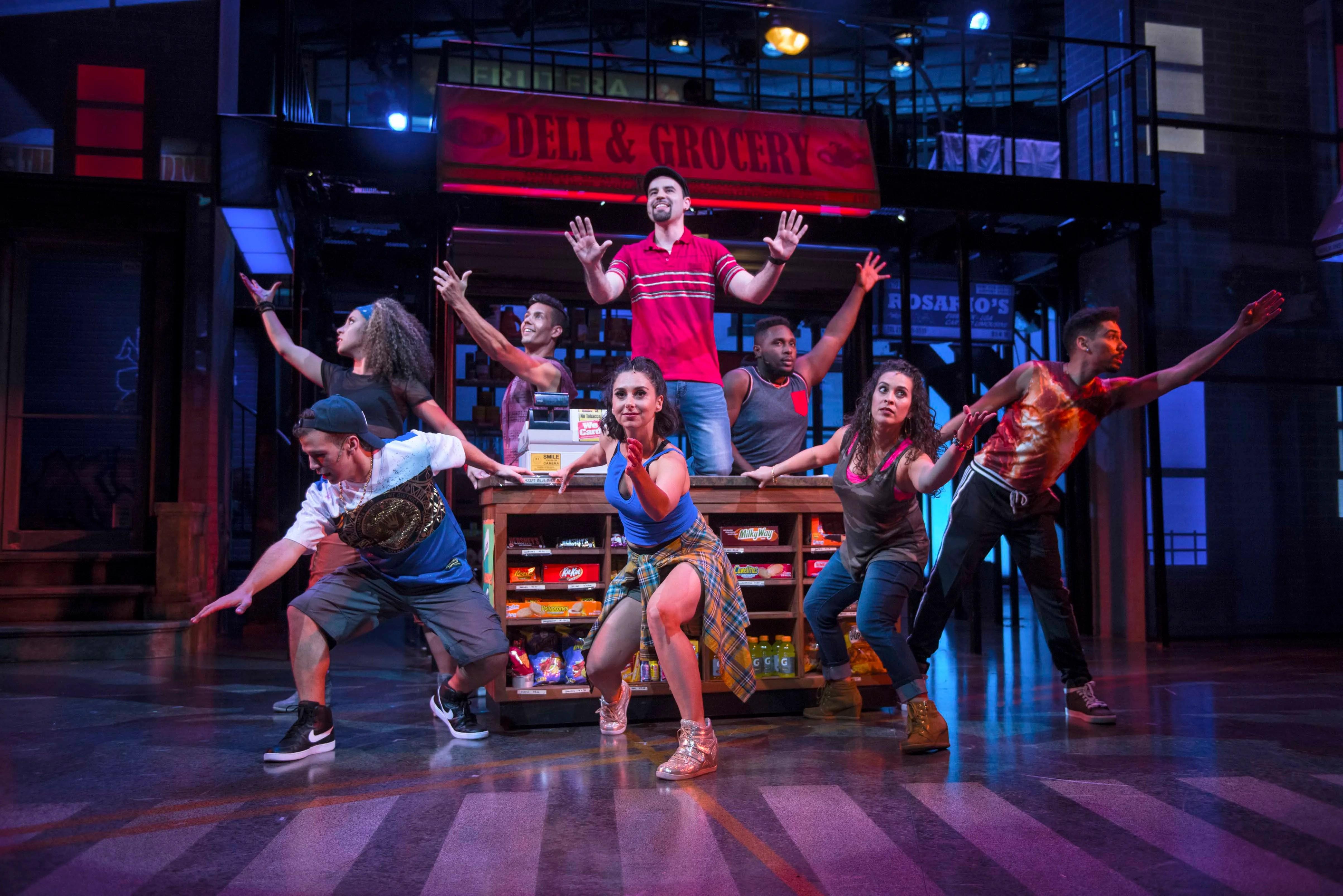 Hamilton' creator Lin-Manuel Miranda's 'In the Heights' comes to town