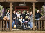 On Saturday, September 30, 2006, Jailhouse Industrys and Mi2 Productions present the third concert in the free 'Music in the Fork' concert series at 4:30 p.m., at the Leiper's Fork Lawnchair Theater. Men of the Fork, will feature some of Leiper's Fork's most celebrated and award-winning singers, songwriters and musicians. The band will be comprised of multiple #1 songwriter and Vince Gill band keyboardist Pete Wasner, Grammy winner Al Perkins on dobro, Musicians Hall of Fame member Reggie Young on lead guitar,Waylon Jennings band drummer Ritchie Albright,longtime session and road veteran Fred Newell on steel guitar, and Trailer Park Troubadours bassist Mike Rosen.