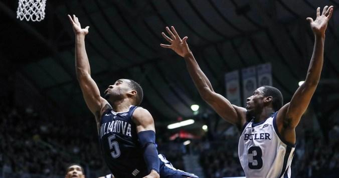 Butler Bulldogs vs Villanova Wildcats College Basketball 2019 এর ছবির ফলাফল