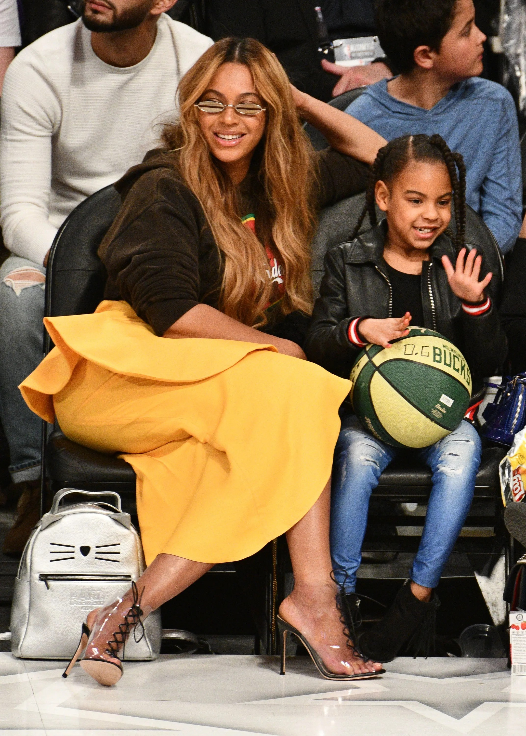 beyonce s daughter blue ivy is growing