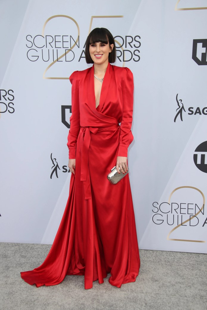 Image result for Rumer Willis sag awards 2019