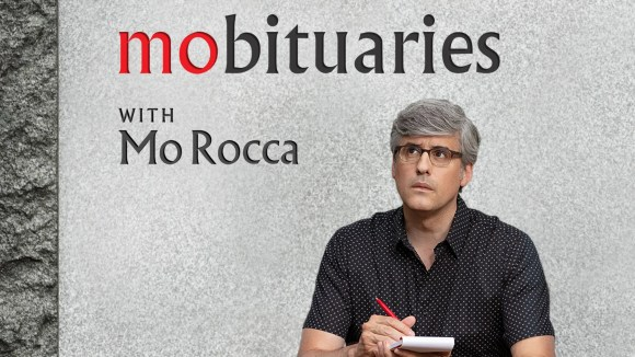 Mo Rocca's new podcast Mobituaries