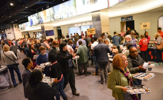 The 30-year jubilee Youth Villages Soup Sunday is February 17 at FedEx Forum. Organizers expect almost 3,000 attendees this year.