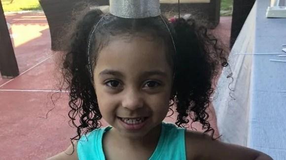 Ashanti Grinage, de 4 años, murió de neumonía debido a complicaciones de la gripe, según funcionarios de salud de Texas.