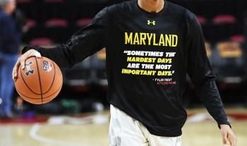Purdue Vs Maryland Men S Basketball Score First Half Video Highlights