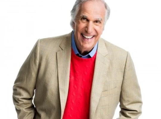 Henry Winkler will be attending the Motor City Comic Con from May 17 to 19, 2019