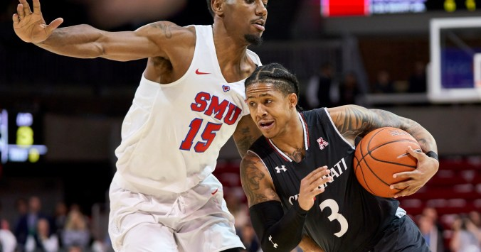 Image result for SMU Mustangs vs Cincinnati Bearcats basketball live