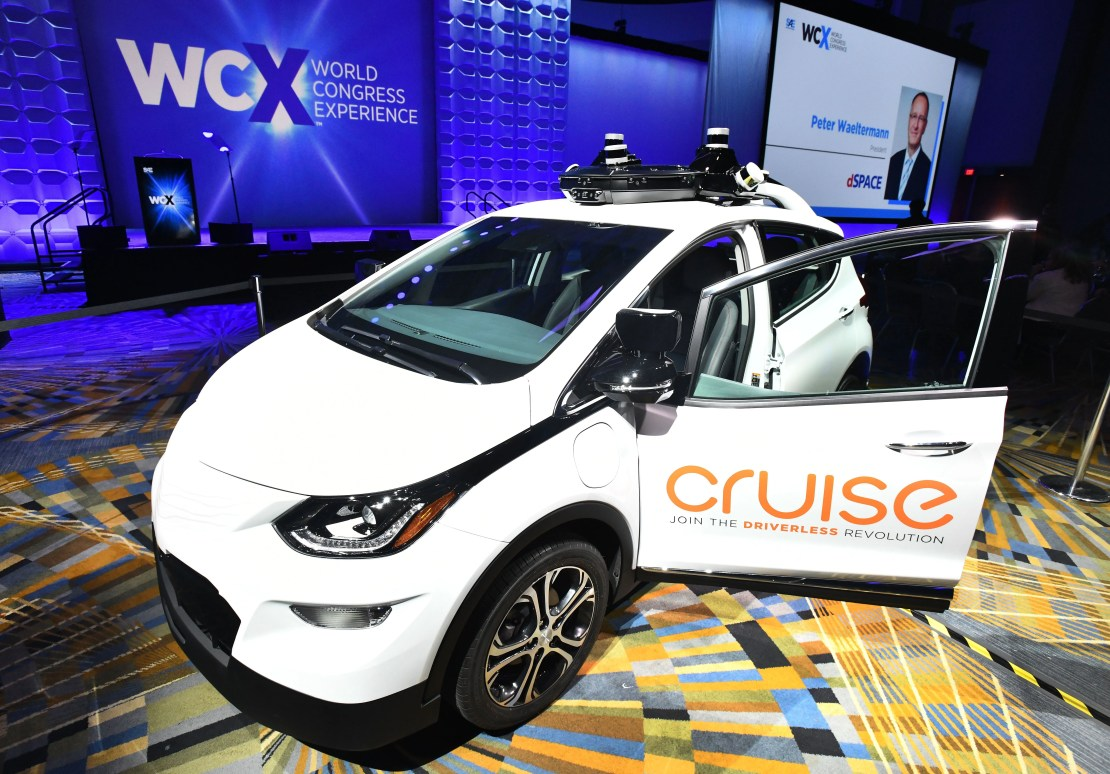 Ford, GM and Toyota collaborate for self-driving safety rules