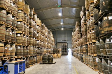 Waterford Distillery: An inside look at the revolution in Irish whiskey