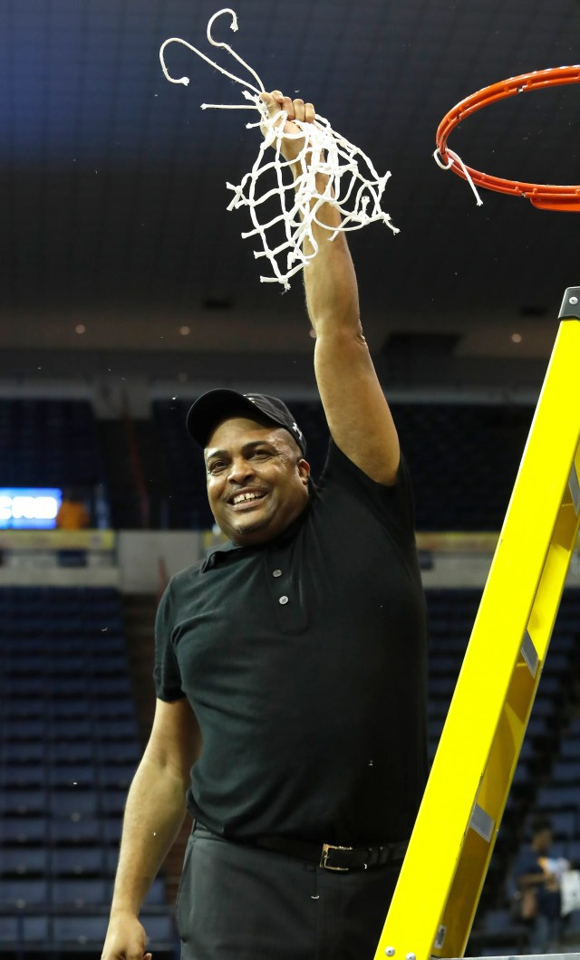 Georgia State (24-9), No. 14 seed in Midwest, Sun Belt Conference champion. Eliminated in first round.