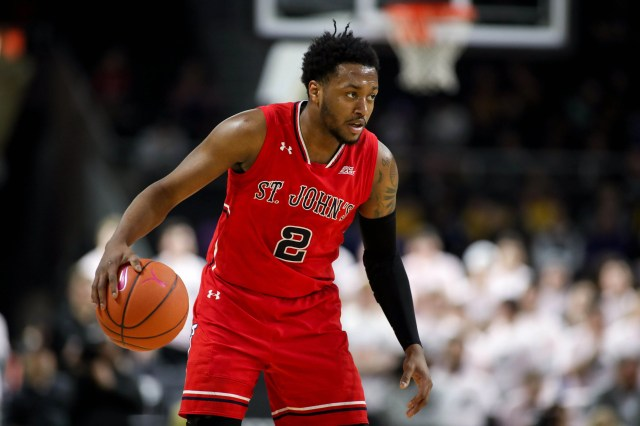 St. John's (21-13), No. 11 seed - First Four game - in West, at-large bid out of Big East Conference. Eliminated in First Four round.
