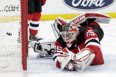 Injured NJ Devils overpowered by Bruins in 5-1 loss