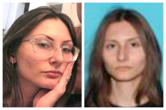 This combination of undated photos released by the Jefferson County, Colo., Sheriff's Office on Tuesday shows Sol Pais.