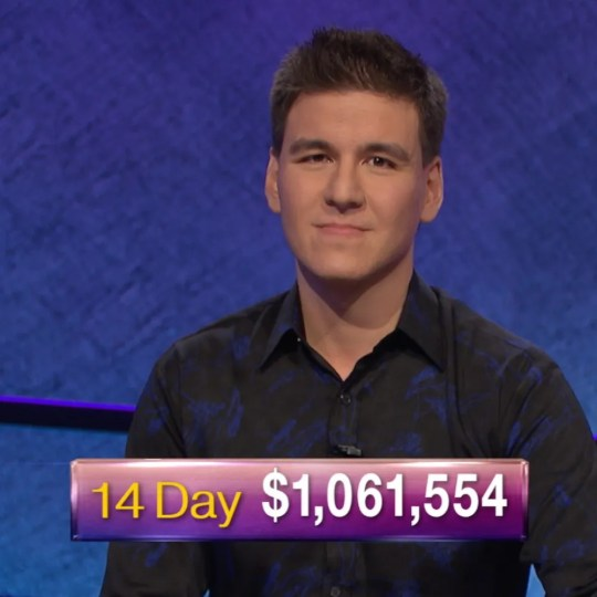 """James Holzhauer has enjoyed a history-making run on """"Jeopardy!"""""""