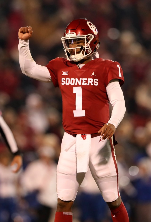 26765074-bf19-4ce4-93bd-0aa75a284a27-USATSI_11690580 Kyler Murray selected by Cardinals as NFL draft's No. 1 pick in historic move