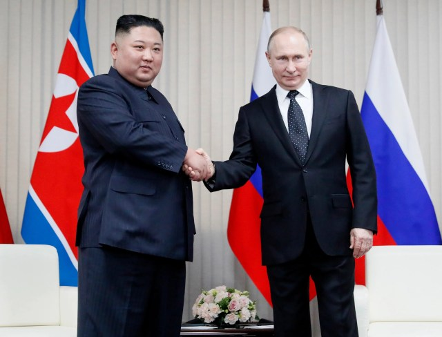 645d3e9a-6d73-4682-bc34-4e8de426e13a-AP_Putin_Kim_Summit After Kim-Trump summit collapse, North Korean leader holds talks with Vladimir Putin