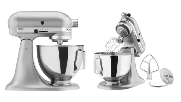 Save on this Kitchen Aid Stand Mixer at Best Buy today.