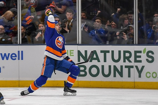 RW Jordan Eberle, New York Islanders,  five years, $27.5 million