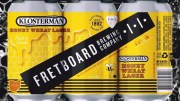 Fretboard Brewing Company from Blue Ash scored its first gold medal at the Great American Beer Festival in Denver, Colorado, this year.