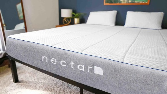 Nectar is one of the most comfortable options if you're looking for that memory foam feel.