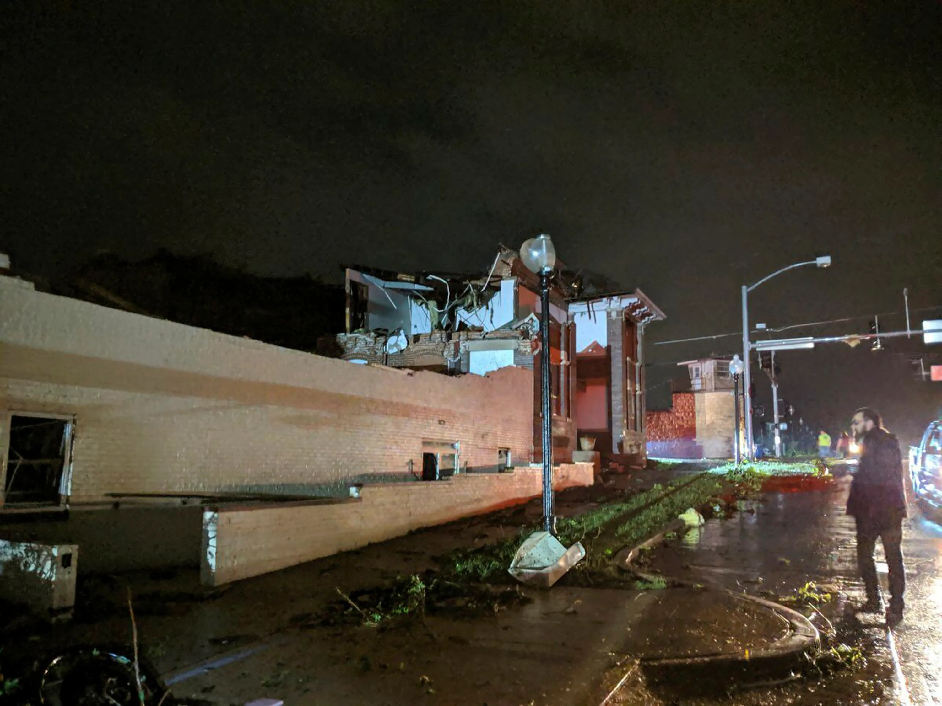 3 Deaths In Missouri As Tornado Strikes State Capital
