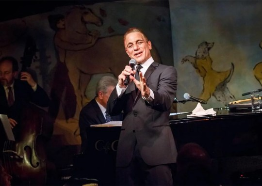 Tony Danza will bring his nightclub act to the Phoenix area on  Jan. 24.