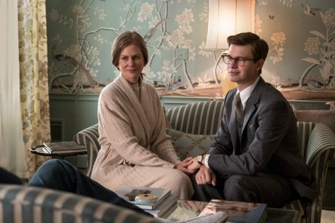Ansel Elgort & Nicole Kidman in The Goldfinch recensie