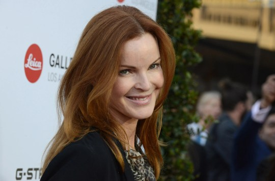 """Marcia Cross is working to take the stigma out of an anal cancer diagnosis: """"You have cancer! Do you have to then also feel ashamed?"""""""