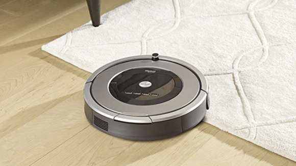 This Roomba will help keep your floors tidy all year round.